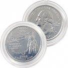 2002 Ohio Platinum Quarter - Denver Mint