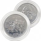 2002 Mississippi Platinum Quarter - Denver Mint