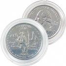 2003 Illinois Platinum Quarter - Denver Mint
