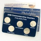 2000 Quarter Mania Uncirculated Set - Philadelphia Mint