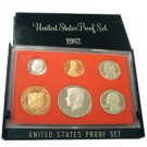 1982 Modern Issue Proof Set