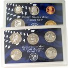 2001 Modern Issue Proof Set
