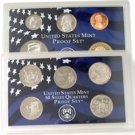 2002 Modern Issue Proof Set