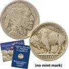 1916 Buffalo Nickel - Philadelphia Mint