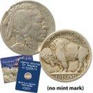 1919 Buffalo Nickel - Philadelphia Mint