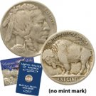 1925 Buffalo Nickel - Philadelphia Mint