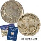 1937 Buffalo Nickel - Philadelphia Mint