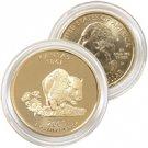 2005 Kansas 24 Karat Gold Quarter - Denver