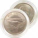 2005 West Virginia Unc Quarter - Philadelphia Mint