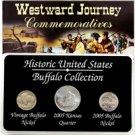 Historic Buffalo Nickel Coin Set(s)