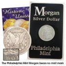 1889 Morgan Dollar - Circulated