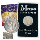 1900 Morgan Dollar - San Francisco - Circulated