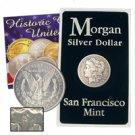 1891 Morgan Dollar - San Francisco - Circulated