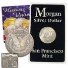 1897 Morgan Dollar - San Francisco - Uncirculated