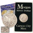 1885 Morgan Dollar - Carson City - Circulated
