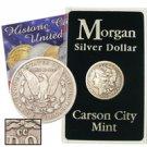 1881 Morgan Dollar - Carson City - Circulated