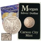 1883 Morgan Dollar - Carson City - Circulated