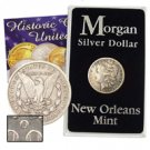 1884 Morgan Dollar - New Orleans - Circulated