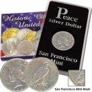 1926 Peace Dollar - San Francisco - Circulated