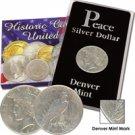 1927 Peace Dollar - Denver Mint - Circulated