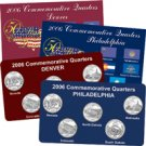2006 Quarter Mania Set - Philadelphia and Denver Mint