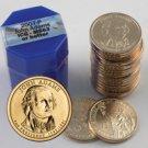 2007 Presidential Certified Roll - P Mint - John Adams