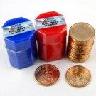 2007 Presidential Certified Rolls - Thomas Jefferson -  P & D Mint