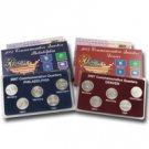 2007 Quarter Mania Set - Philadelphia and Denver Mint