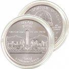 2007 Utah Uncirculated Qtr - Philadelphia Mint