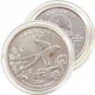 2008 Oklahoma Uncirculated Qtr - Denver Mint