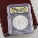1904 Morgan Dollar - New Orleans - Baltimore Hoard - Cert 63
