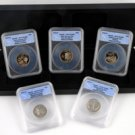 2000 50 States Quarter Proof Set - ANACS Certified 70