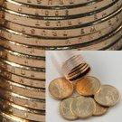 2008 Presidential Dollars - Upside Down 2pc Roll Set - James Monroe