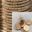 2008 Presidential Dollars - Upside Down 2pc Roll Set - Martin Van Buren