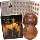 1959 - 2008 Complete Lincoln Cent Proof Collection (50 Coins)