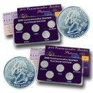 2008 Quarter Mania ( P & D ) Collection - Platinum Edition