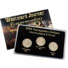 2008 Sacagawea Dollar - P/D/S