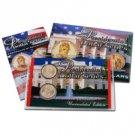 2009 Presidential Dollars P & D Lens - William Henry Harrison