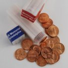 1959 Lincoln Memorial Cent P & D Rolls - Uncirculated