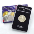 1986 Statue of Liberty Silver Dollar - Proof - Display Pack