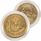 2009 Mariana Islands 24 Karat Gold quarter - Denver