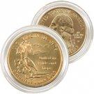 2009 Virgin Islands 24 Karat Gold quarter - Denver