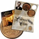 1909 Lincoln Cent - VDB Gift Pack