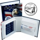 2005 US Mint Licensed Album - Oregon Quarter Roll - Philadelphia