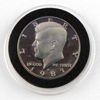 1987 Kennedy Half Dollar - Proof