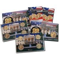2009 Presidential Dollars P & D 2 Lens Set