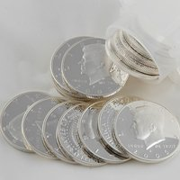 2005 Kennedy Half Dollar Roll of 20 - SILVER PROOF
