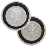 1997 Kennedy Half Dollars - SILVER PROOF