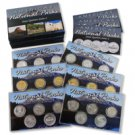2010 National Parks Quarter Mania Uncirculated Set - Ultimate (6 Sets)