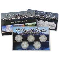 2010 National Parks Quarter Mania Set - Denver